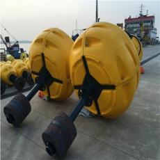 一体式塑料浮标海上警示浮漂加工厂