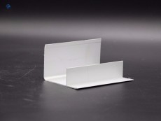 净化铝型材50F槽铝带内圆弧 F槽铝 内圆弧阴