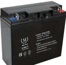 MEIHUA蓄電池6-MH-40 12V40AH直流屏專用