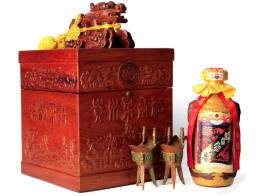 廣州回收茅臺酒價格-勞動節茅臺回收價評估