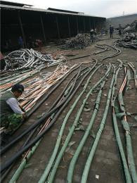 3芯95電纜回收廠家 鋼芯鋁絞線回收電話