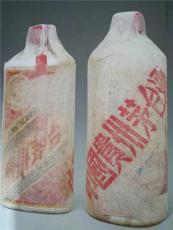 回收红星闪烁茅台酒瓶回收值多少钱一套意时