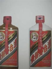 回收红星闪烁茅台空瓶子回收价值多少当地价