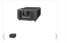 松下PT-SRZ300C激光投影机