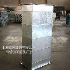 上海松江白铁加工风管制作厂排烟管道厂家