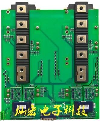 供应青铜剑驱动板2QD0430T17-FF650R17IE4