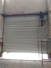 青浦工业区电动抗风门 不锈钢伸缩门