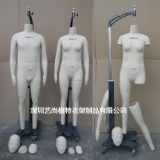 美國碼alvaform板房模特人臺廠家供應