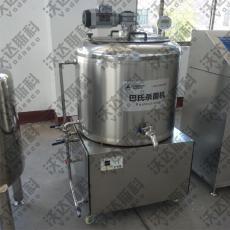 牛奶生产线设备 小型牛奶制冷罐生产线价格