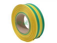 低温收缩地线标识专用黄绿双色125度热缩管