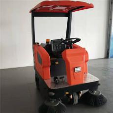 工业吸尘扫地车 电动道路扫地车