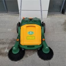 手推喷水扫地机无动力小型扫地机价格