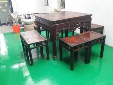 上海閔行區老紅木家具回收店收購老櫸木家具