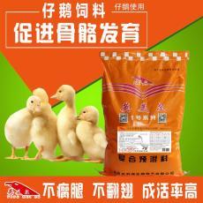 肉鵝飼料 雛鵝養殖技術 小鵝仔怎么不吃飼料