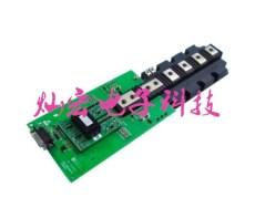 青銅劍驅動板2QP0430V17-SUN2-FF1800R17IP4