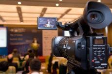 婚礼跟拍会议活动4K摄影师8米摇臂摄像师