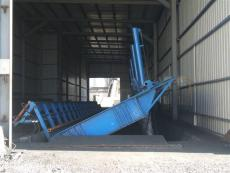 山西矿车卸货液压翻转卸车平台