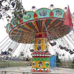 搖頭飛椅游樂設備游樂場大型刺激旋轉飛椅