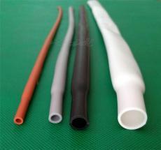 加厚超柔软弹性耐高温耐磨硅胶热收缩套管