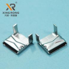 兴荣XR-L型不锈钢扎扣 绑扎钢卡扣