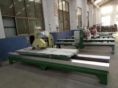 銷售600型倒角石材切邊機 簡易手搖切邊機