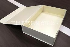 廣州折疊盒廠家定制通用服裝精品包裝折疊盒