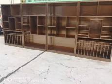 金属装饰展柜