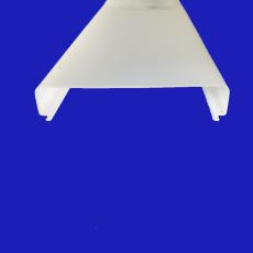 PC乳白栅格灯罩