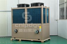 變頻熱泵冷暖機組  山西煤改電空氣能熱