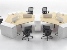 青海果洛辦公桌椅和大通木制辦公桌