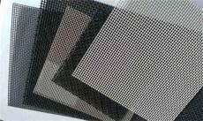 供應防彈不銹鋼金剛網 隱形防盜紗窗網