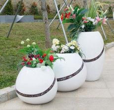 西安仿木室內外造型花盆