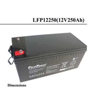 一电阀控式铅酸蓄电池LFP12200 12V200AH