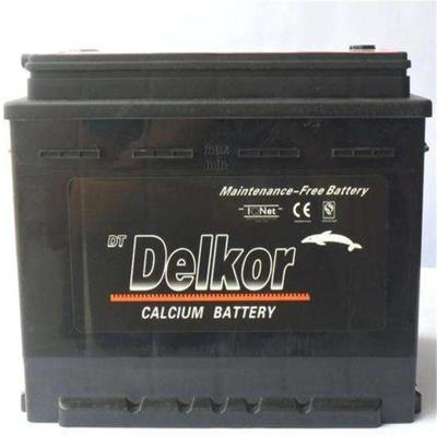 韩国DELKOR蓄电池78-730 12V70AH原装进口