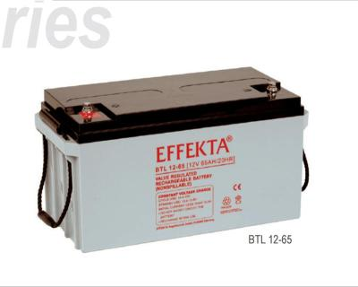 EFFEKTA蓄电池BT12-28 12V28AH/20HR不间断