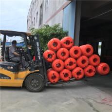 疏浚工程配套塑料浮体河上浮体报价