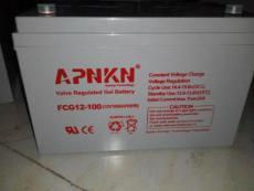 品克蓄電池FCG12-80 12V80AH尺寸規格參數
