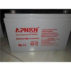 品克蓄電池FCG12-150 12V150AH技術參數