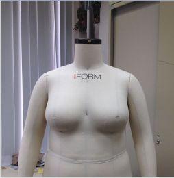 美国女装alvanon试衣模特人台