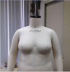 订做美国alvanon人体模特公仔