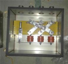 电缆接地箱采用不锈钢外壳