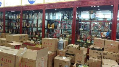 核潜艇茅台酒回收价格值多少钱每箱