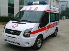 来宾120救护车出租价格欢迎来电