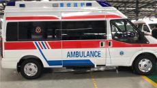 钦州120救护车出租租赁欢迎您