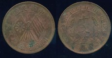 2019年中华民国十文开国纪念币真正的价格