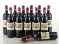 衡水拉塔什酒瓶紅酒回收價格值多少錢一支