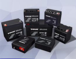 TOYO阀控式铅酸蓄电池6GFM50 12V50AH含税