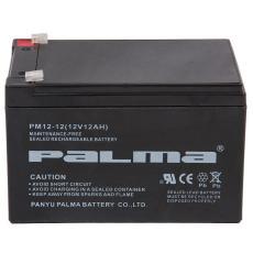 PaLma蓄电池PM12-12韩国八马蓄电池12V12AH