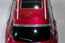 玛莎拉蒂levante改装GTS款碳纤尾翼