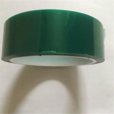PET绿色高温胶带PCB线路板电镀汽车喷漆胶带